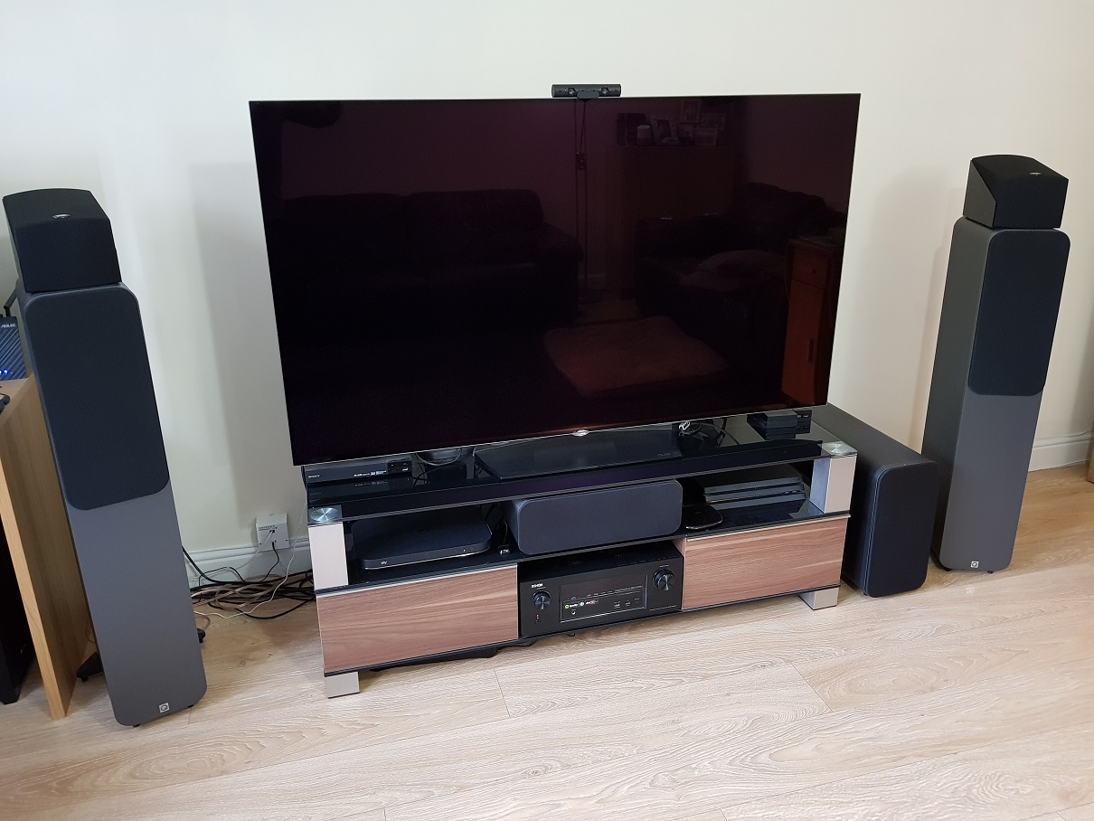 Dolby Atmos 5.1.2 front height speaker experience? | Page 2